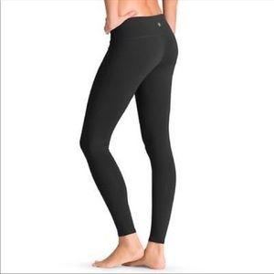 Athleta Black Legging - Chaturanga Tight